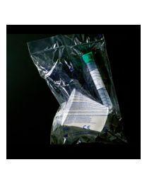 Conjunto para recogida de orina con tubo fondo redondo tapado y etiquetado 309316