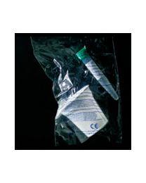 Conjunto para recogida de orina con tubo fondo conico tapado y etiquetado 309324