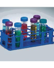 Gradilla desmontable para tubos de 30 mm 8 unidades