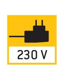 Adaptador de corriente para balanzas 220/230 V