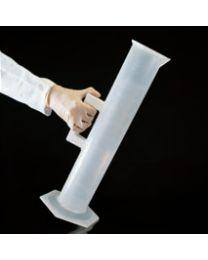 Probetas de plástico con asa autoclavables