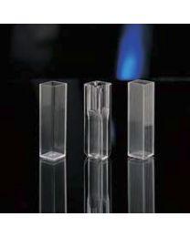 Cubeta especial U.V. para espectrofotometría