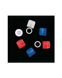 Tapón para crioviales de rosca externa no estériles