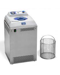 Autoclave para esterilizzación semiautomático Med 20L