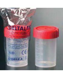 Frascos graduados en polipropileno 60 ml