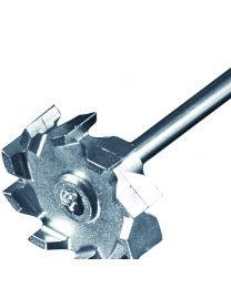 Radial Flow Impeller 50 mm Ø x 400 mm