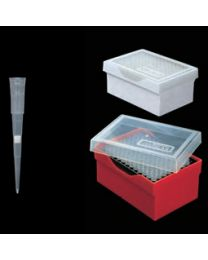 Punta de 2 a 30 µl universal natural tipo Gilson con filtro