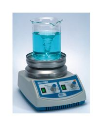 "magnetic stirrer of analogue control ""agimatic-n"" with heating"