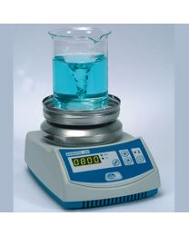 "magnetic stirrer of digital control ""agimatic-ed"""