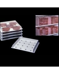 Bandejas de incubacion de placas Petri