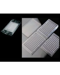 Placa estéril para microtitración