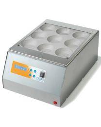 Baño termostatizado digital para cata de aceite