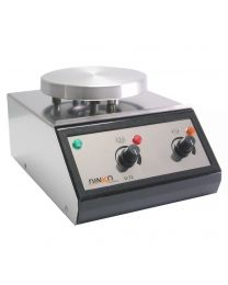 magnetic stirrer d-72, hot plate 140mm ø/speed and temp. control