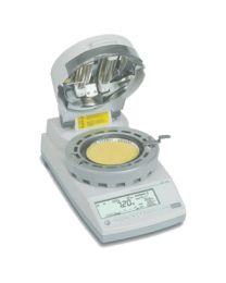 Analizador de humedad sensor Unibloc y lámparas de cuarzo infrarrojo FD-720