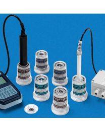 Solución saturada H.R. cubiletes de calibración de humedad relativa