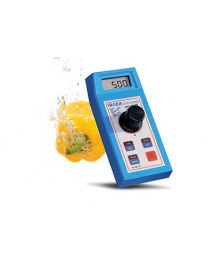 "high concentrations of chlorine photometer ""hi 95771"""