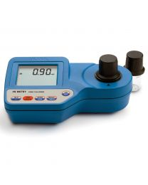Fotómetro de cloro libre Hi96701