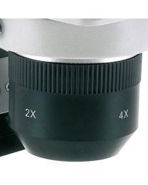 Lentes adicionales para estereomicroscopio Lab 2