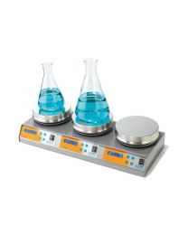 digital hot plate 3 places multiheat d