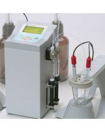 Accesorios pH-Burette 24 de sobremesa con electrodos