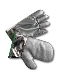 Guante tejido IHR aluminizado 353